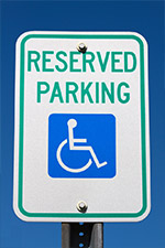 reserved-parking-only
